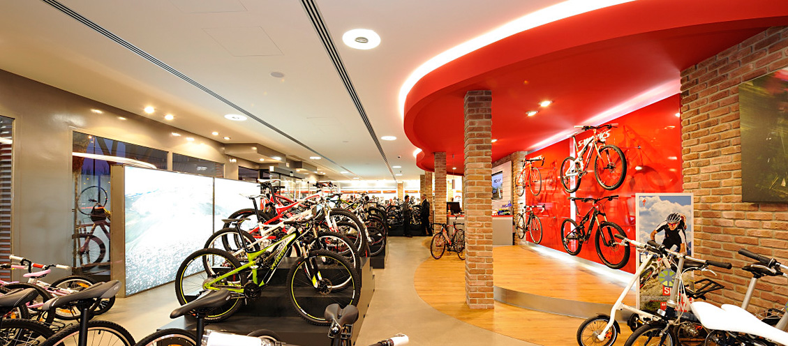 Specialized Maestre Concept Store Hoomu